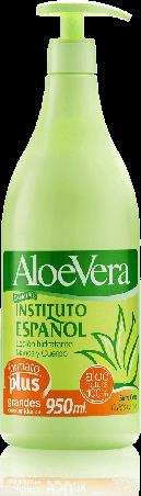 Aloe Vera Feuchtigkeitslotion im Spender 950 ml